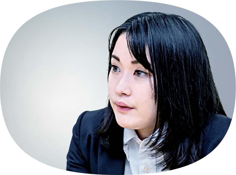 プロタイムズ総研 加藤 彩夏